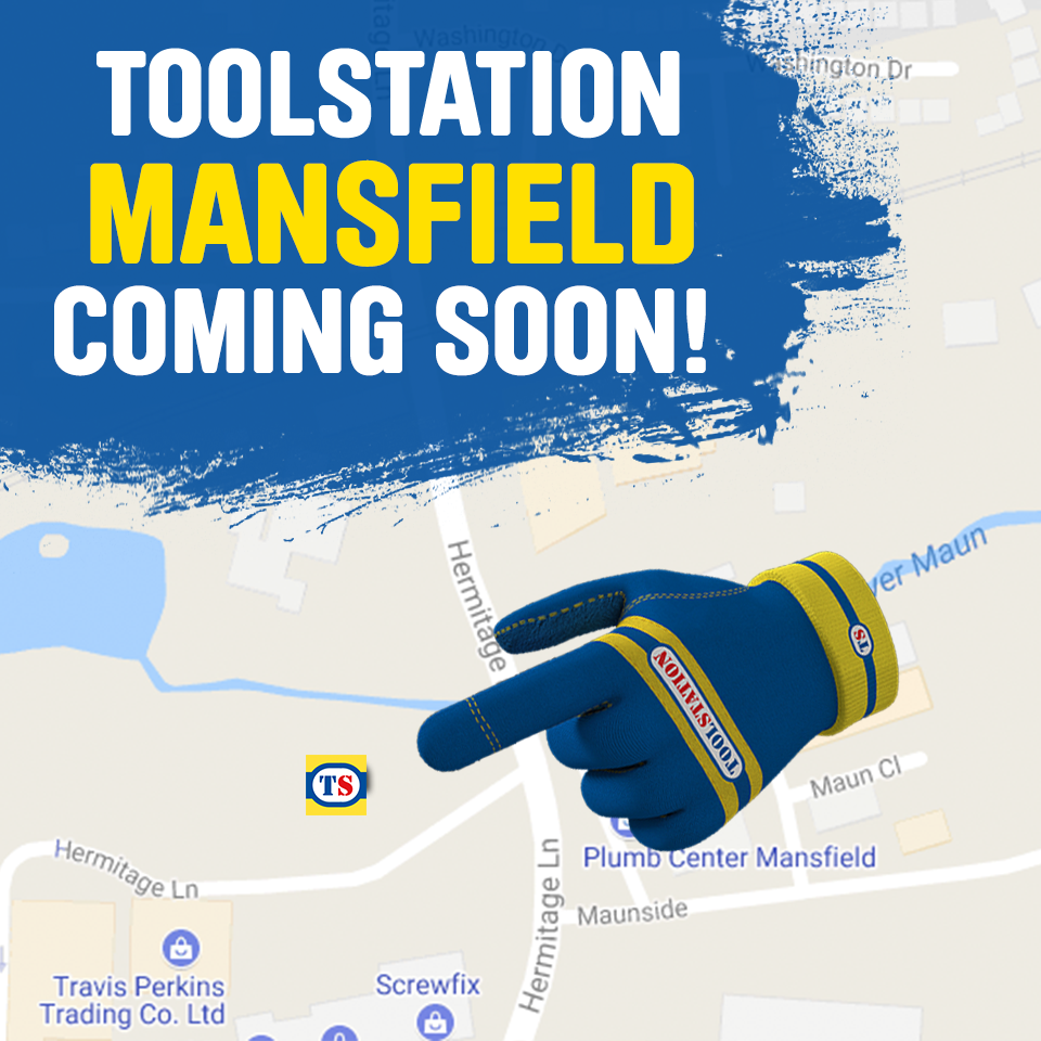 Mansfield Toolstation Coming Soon