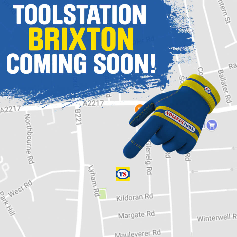 Brixton Toolstation Coming Soon