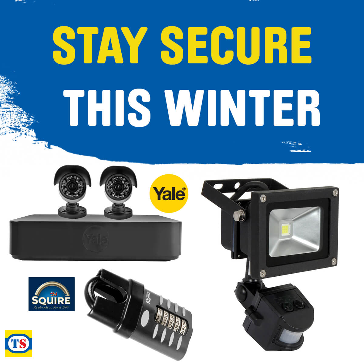 Stay Secure this Winter