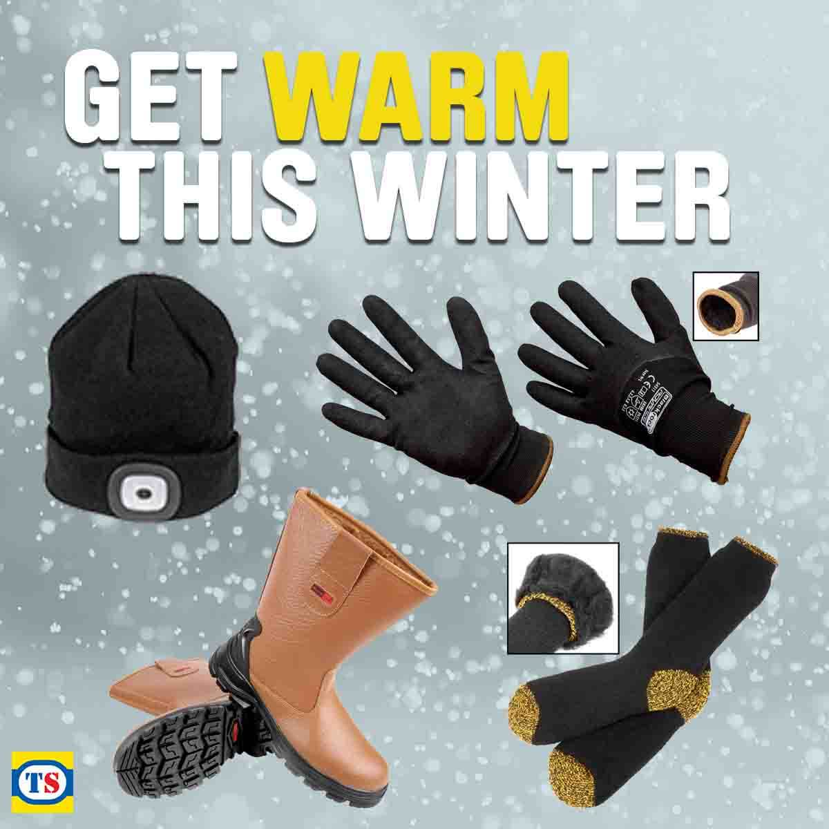 Get Warm This Winter