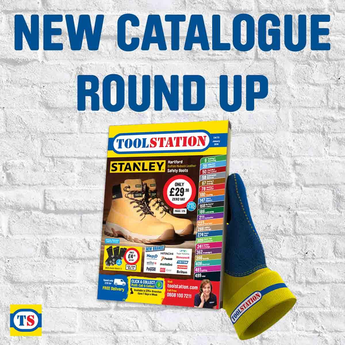 New Catalogue Round Up – Catalogue 73