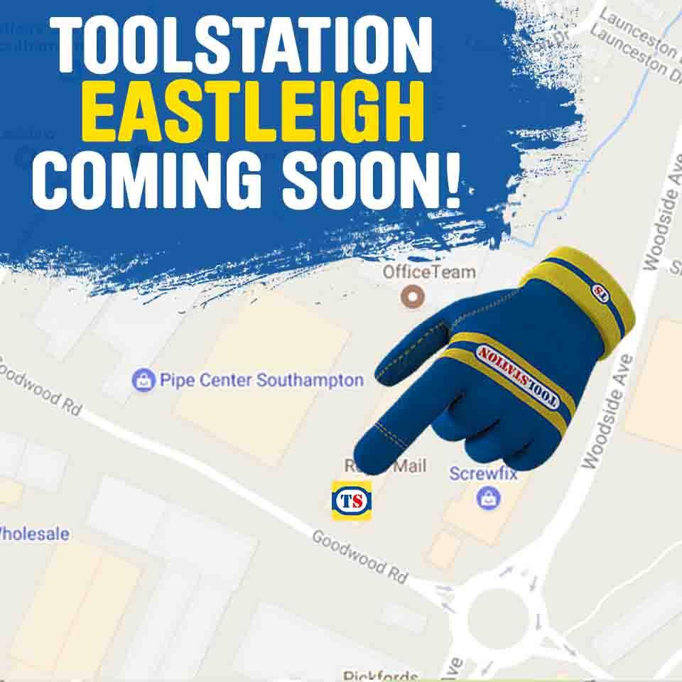 Eastleigh Toolstation Coming Soon