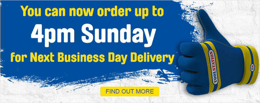 You Can Now Order Up To 4pm Sunday