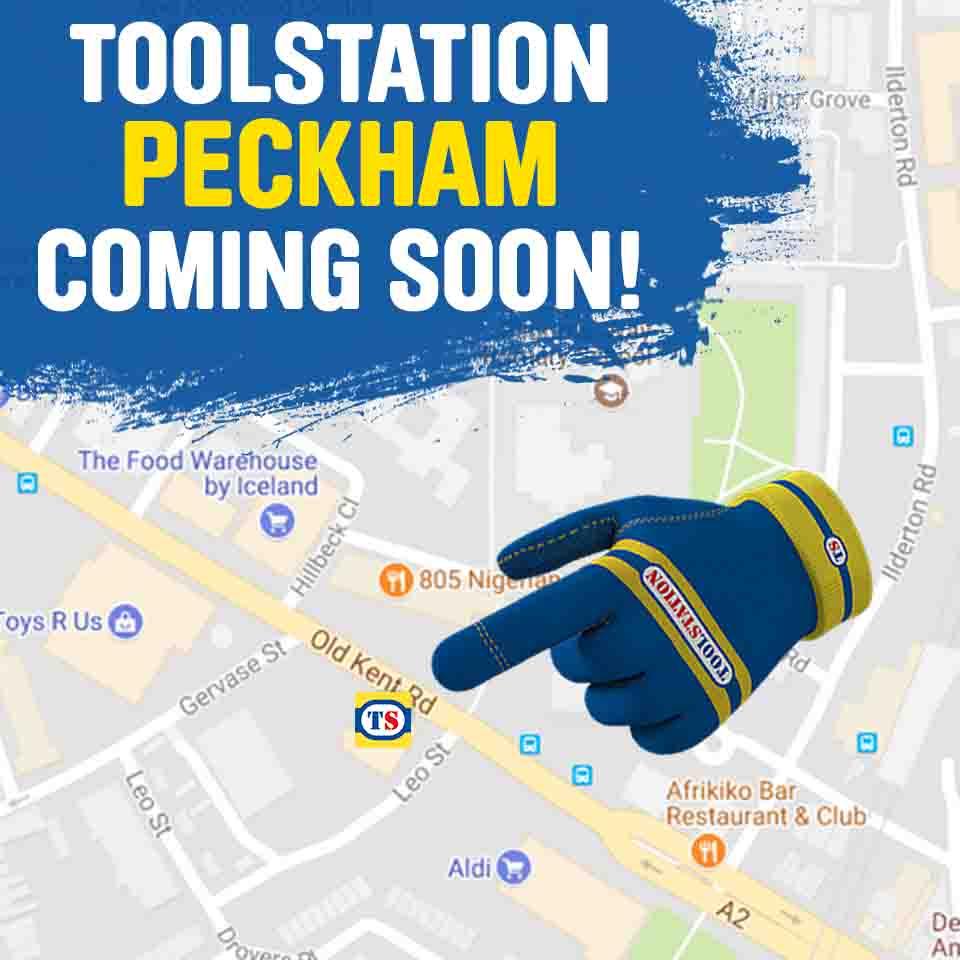 Peckham Toolstation Coming Soon