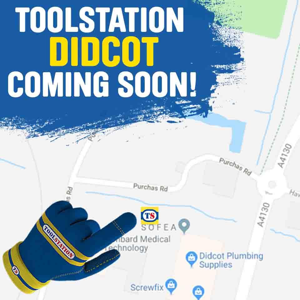 Didcot Toolstation Coming Soon