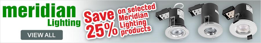 Meridian save 25%