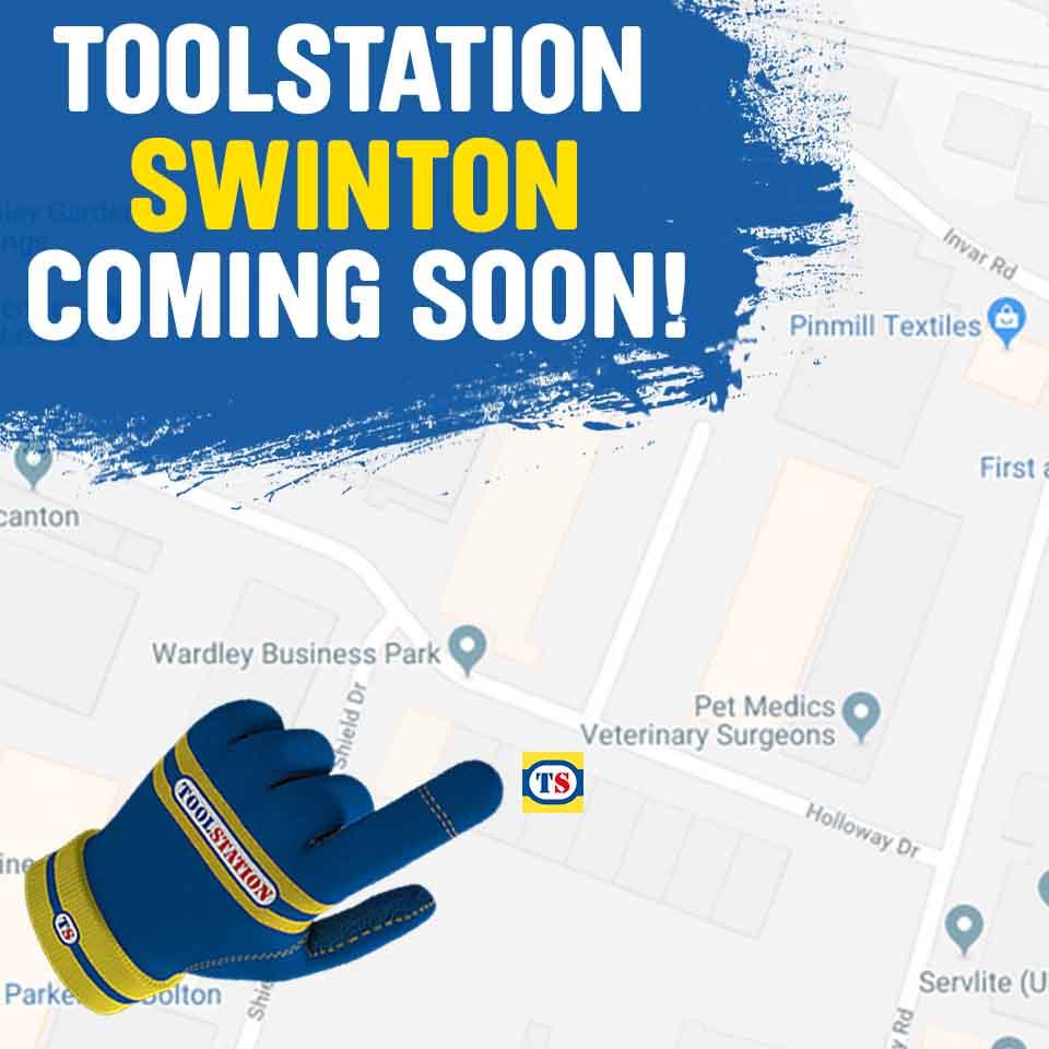 Swinton Toolstation Coming Soon