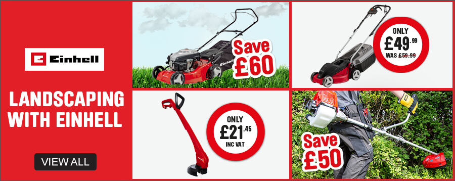 Einhell from just £44.80
