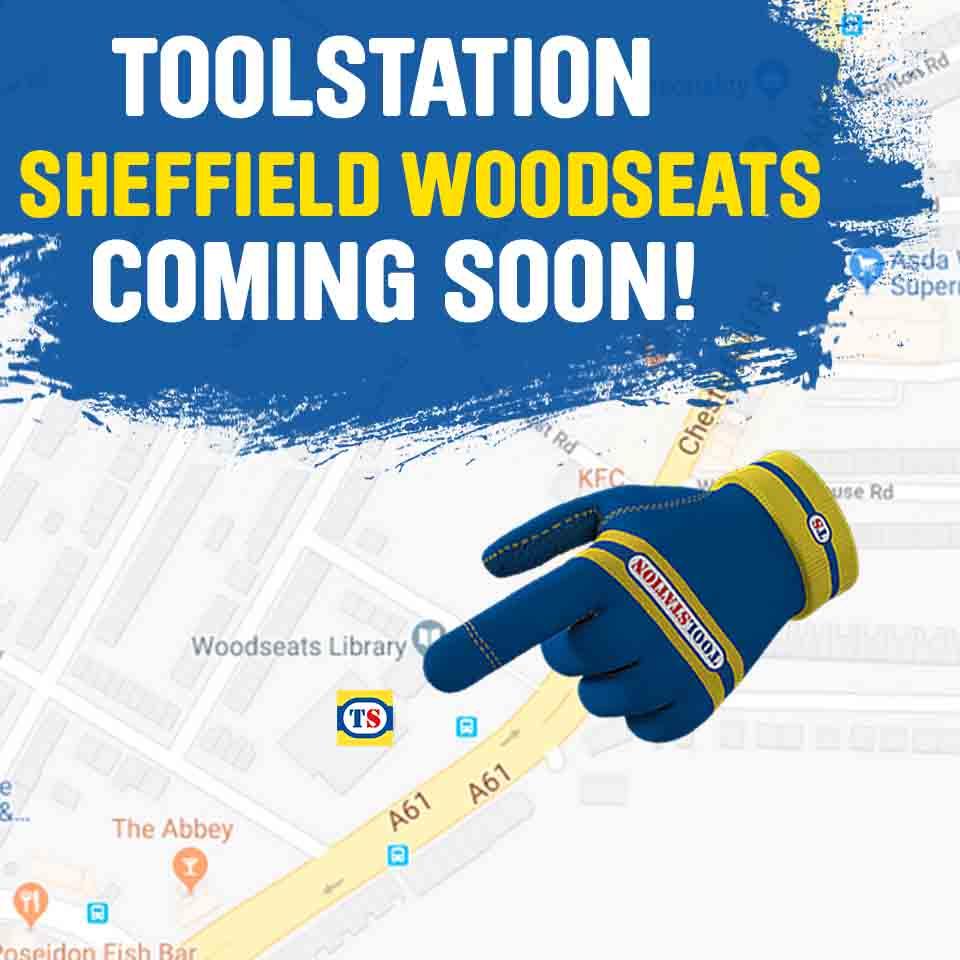 Sheffield Woodseats Toolstation Coming Soon