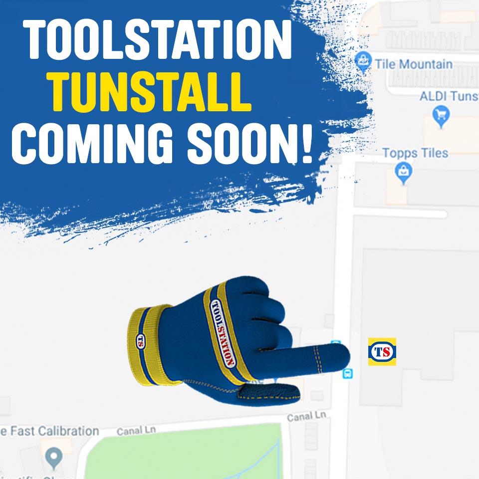 Tunstall Toolstation Coming Soon