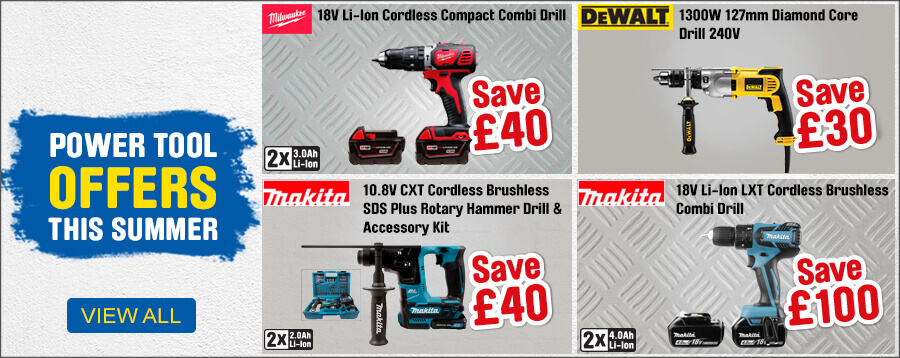 Power Tool Offers This Summer