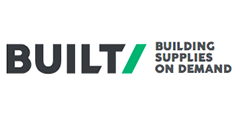 Built building supplies on demand