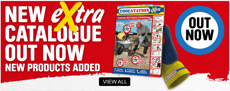 Toolstation Extra Out Now - New products Added
