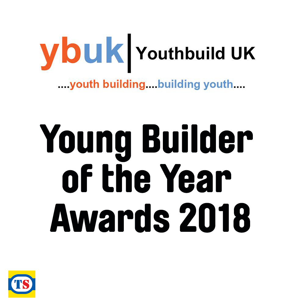 Young Builder of the Year Awards 2018 - Closing date 31st July