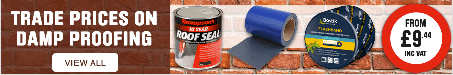 Trade Prices on Damp Proofing
