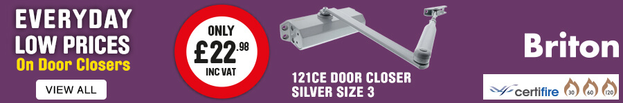 every day low prices on door closers