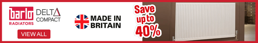 Save up to 40% on Barlo Radiators. Made in Britain