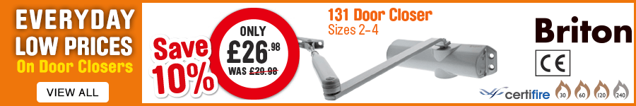 Everyday Low Prices on Door Closers