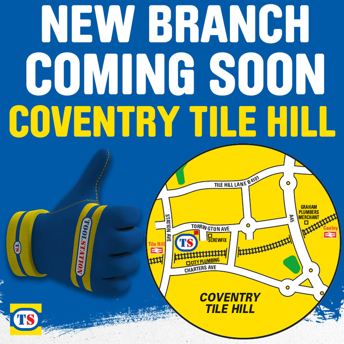Coventry Tile Hill Toolstation Coming Soon