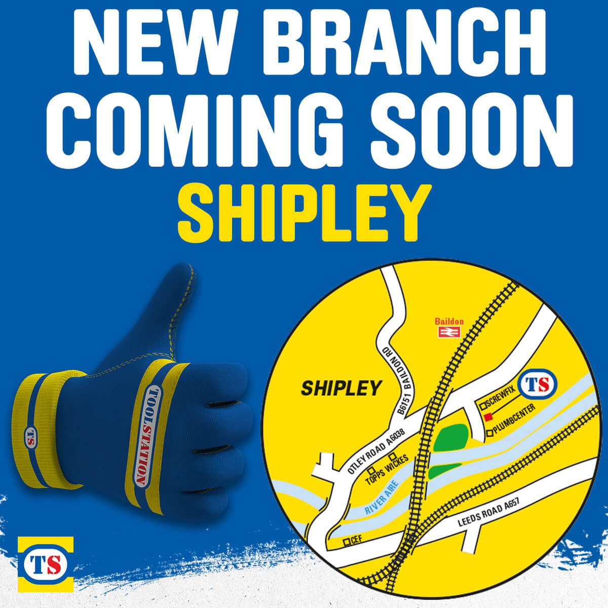 Shipley Toolstation Coming Soon
