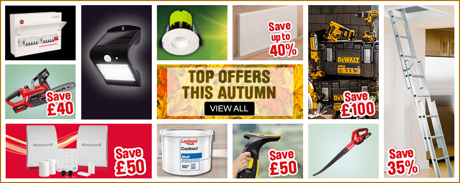 Top Offers This Autumn