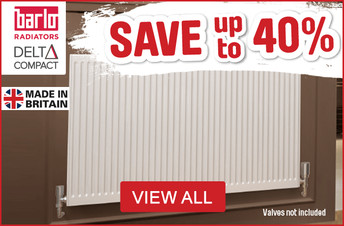 Save up to 40% on Barlo Radiators. Made in Britain.