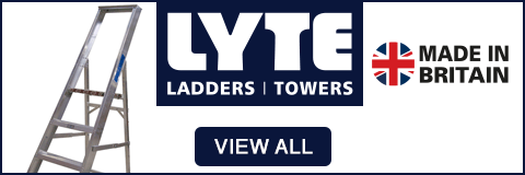 Lyte. Made in Britain Ladders