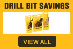 Drill Bit Savings