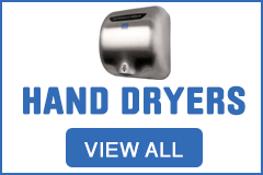 Hand dryers. View all