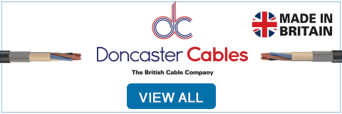 Doncaster Cables. Made in Britain. View all