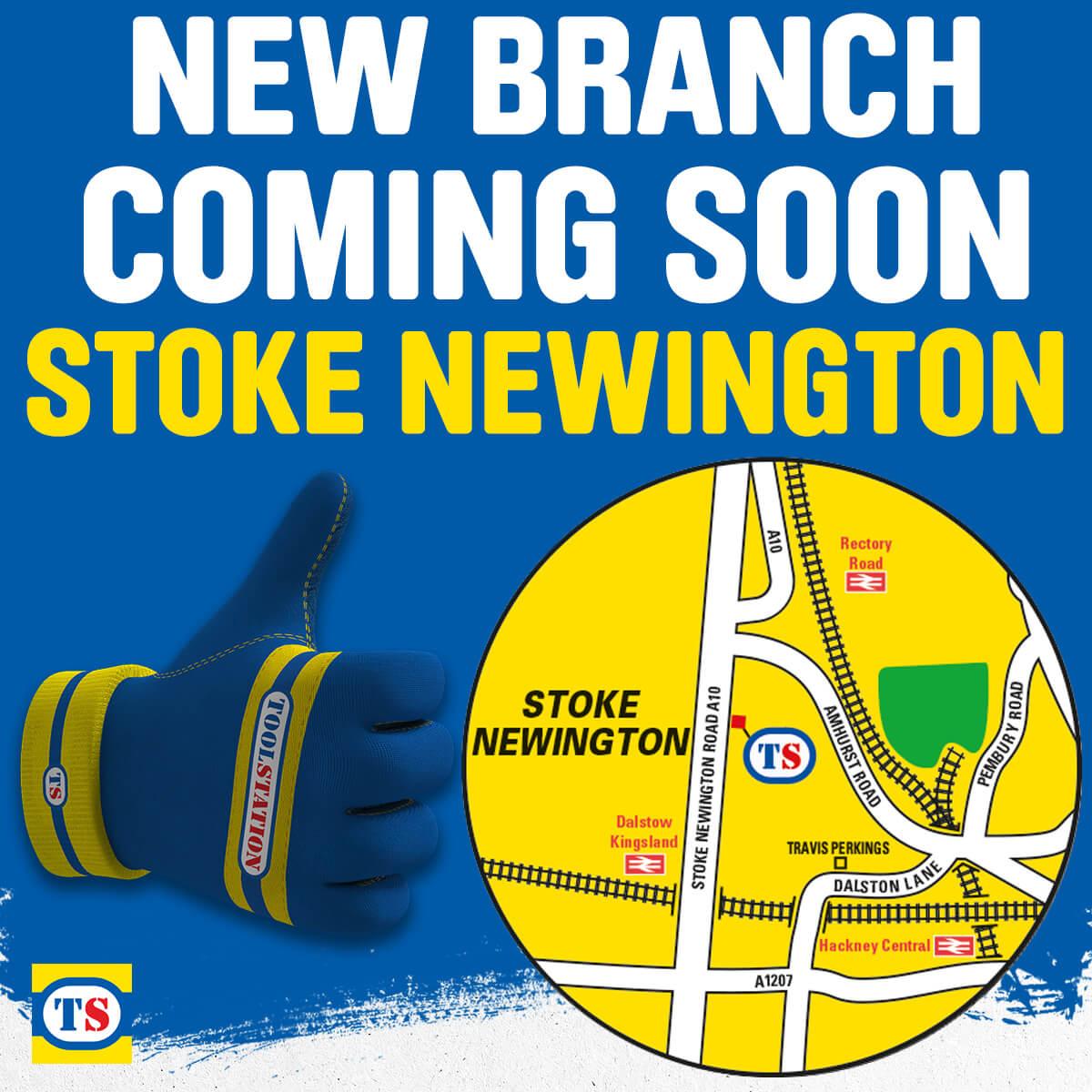 Stoke Newington Toolstation Coming Soon