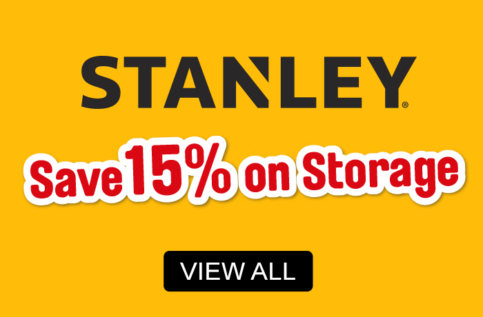 save over 15% on Stanley. View all