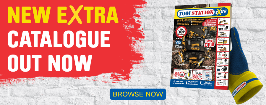 New Extra Catalogue Out Now