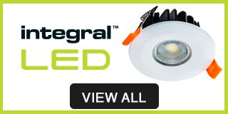 Integral LED.