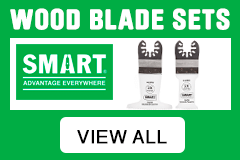 Wood Blade Sets