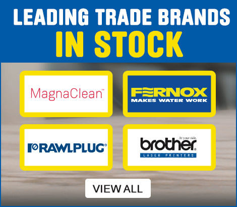 Leading Trade Brands in Stock. View all