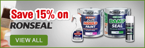 Save 15% On Ronseal