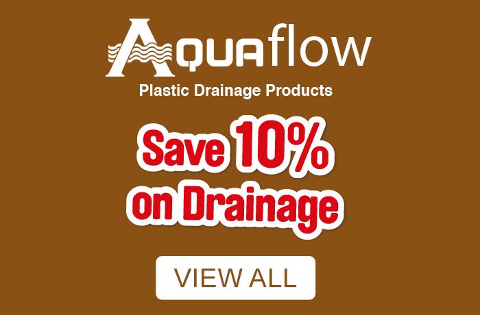 save 10% on Drainage. View all