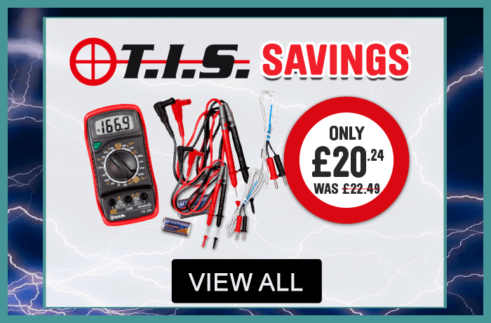 Savings on T.I.S. View all