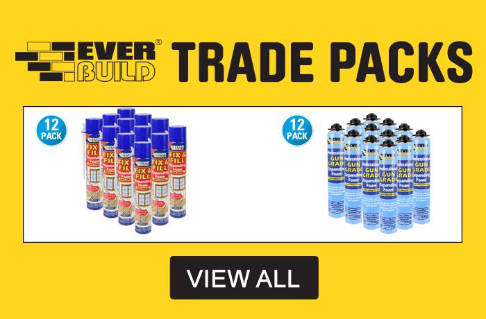 Adhesive and Sealants Trade Packs. View all