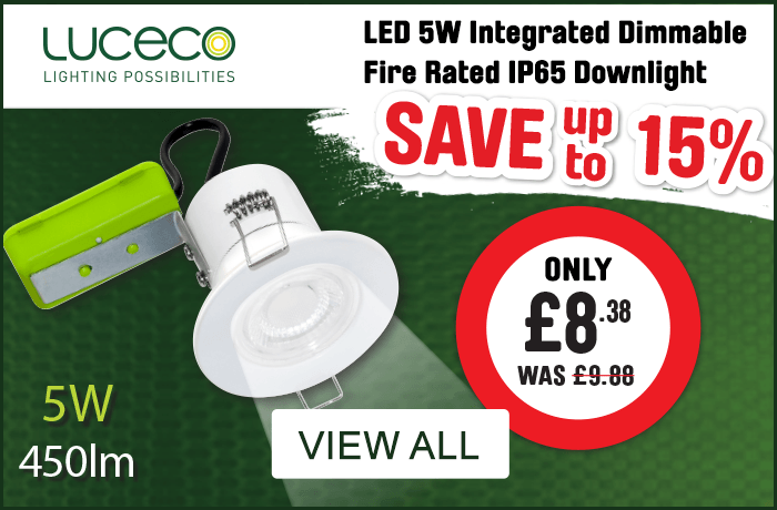 Luceco Lighting savings. Save up to 15%. View all