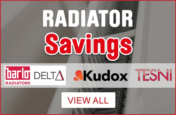 Radiator Savings. View All