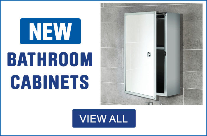 new bathroom cabinets - view all