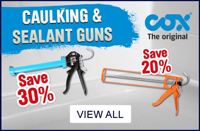 Caulking & sealant guns. View all
