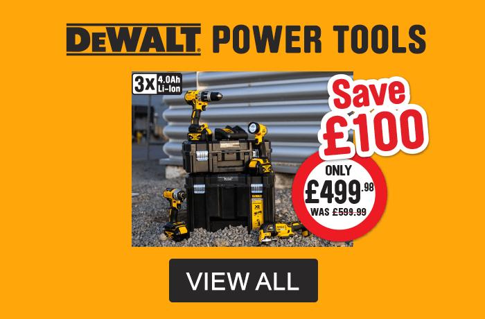 Dewalt Power Tools. View all