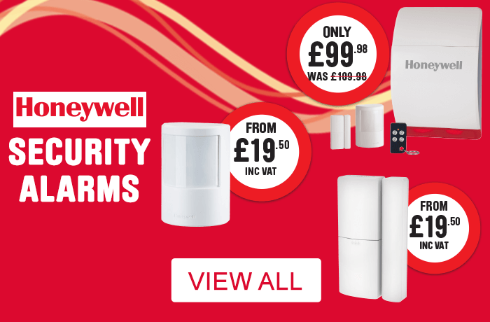 Security alarms - view all.