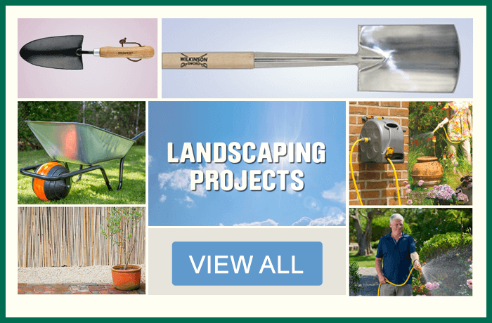 Landscaping Projects. View all