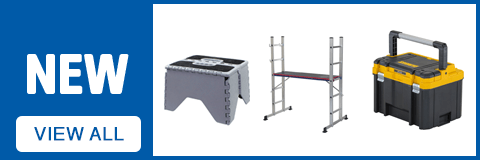 New Ladders & Storage. View all