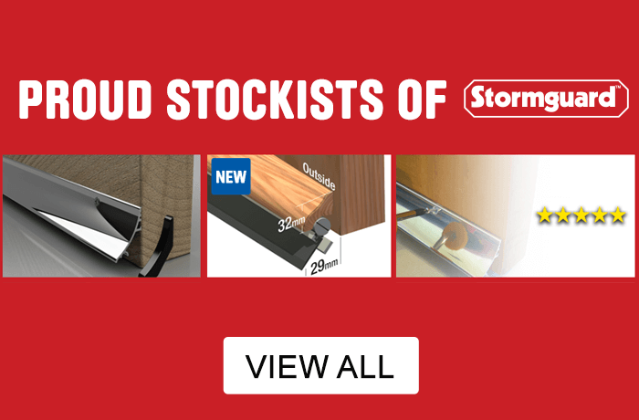 Proud Stockists of Stormguard. View all