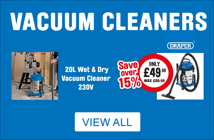 Vacuum Cleaners. View all